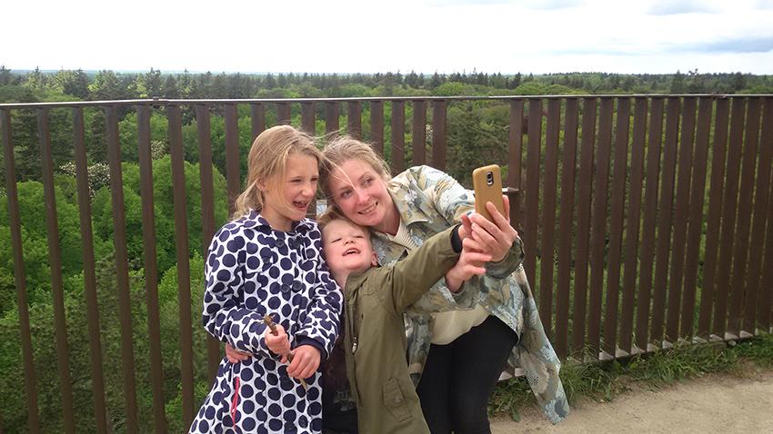 selfie-uitkijktoren-bovenop-bostoren-putten-schovenhorst
